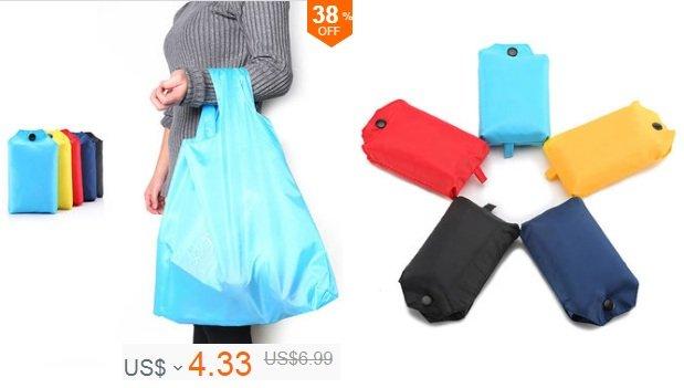 Honana HN-B39 Foldable Waterproof Shopping Bag